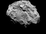 Космический зонд выложил в Twitter фото кометы