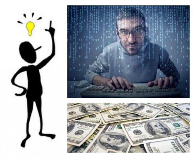 Идея, деньги и программист - этого может быть достаточно для успеха
