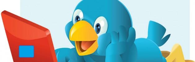 Логотип Твиттер