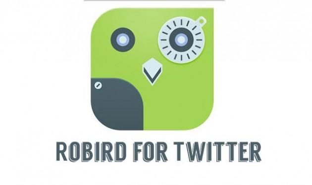 Клиент Robird для Твиттера