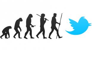 Эволюция Твиттера