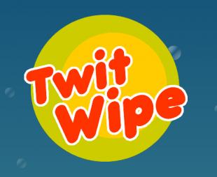 Логотип TwitWipe
